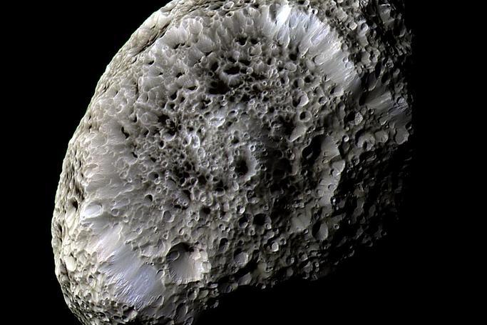 Odd World: a close up of Hyperion