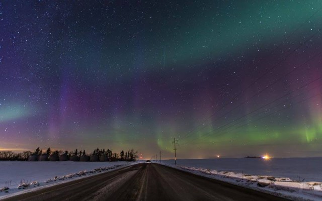 Alberta, Canada, by Aaron Sarauer